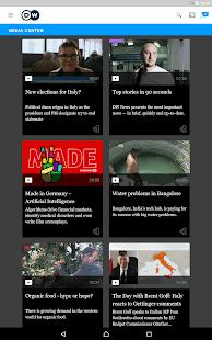 DW – Breaking World News v2.6.9 screenshots 8