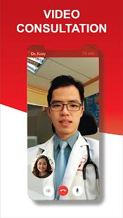 Doctor2U- your one stop healthcare app v4.0.1 screenshots 3