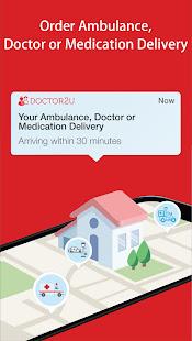 Doctor2U- your one stop healthcare app v4.0.1 screenshots 5