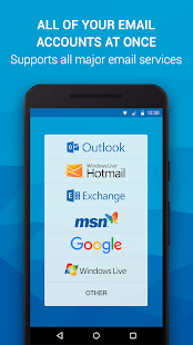 Email App for Any Mail v13.10.0.33031 screenshots 1