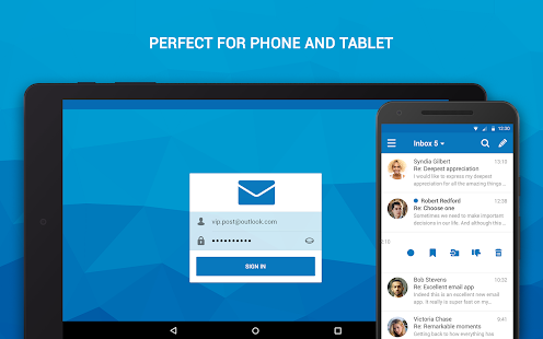 Email App for Any Mail v13.10.0.33031 screenshots 5