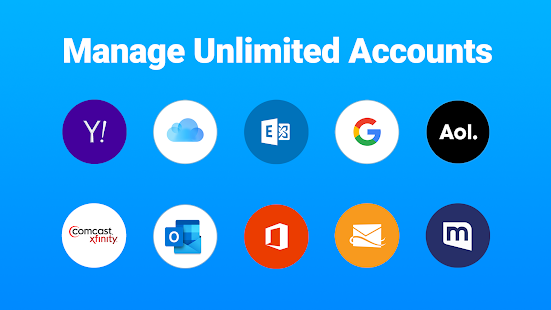 Email – Lightning Fast amp Secure Mail v1.21.3 screenshots 1