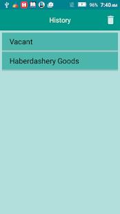English to Hausa Dictionary v1.7 screenshots 7