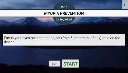 Eye exercises v1.4 screenshots 14