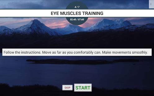 Eye exercises v1.4 screenshots 18