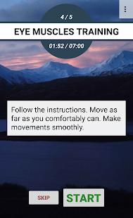 Eye exercises v1.4 screenshots 2