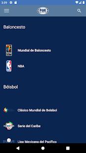 FOX Sports Latinoamrica v10.0.5 screenshots 4