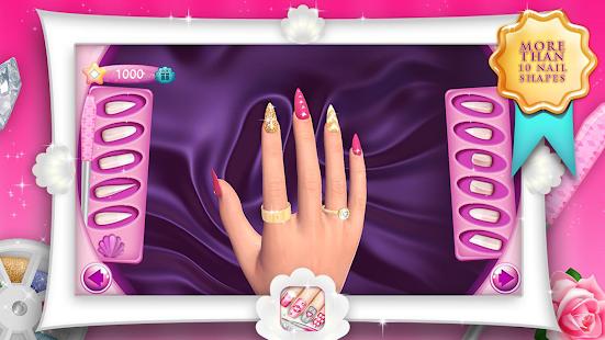 Fashion Nails 3D Girls Game v10.0.0 screenshots 1