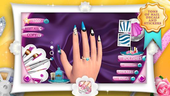Fashion Nails 3D Girls Game v10.0.0 screenshots 3
