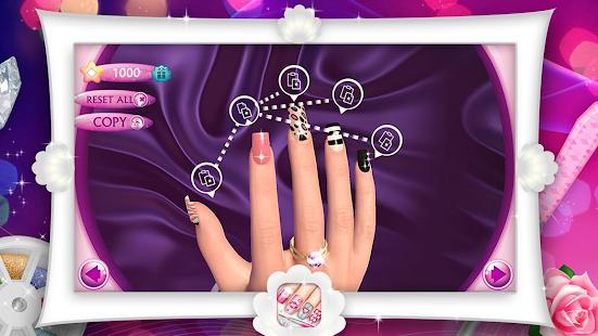 Fashion Nails 3D Girls Game v10.0.0 screenshots 6
