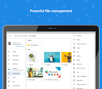 File Commander – File Manager amp Free Cloud v6.0.50000 screenshots 18