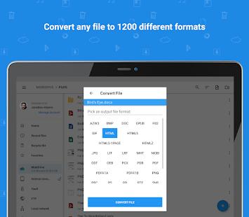 File Commander – File Manager amp Free Cloud v6.0.50000 screenshots 22