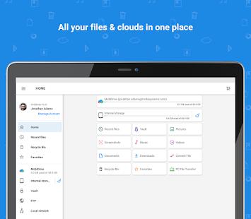 File Commander – File Manager amp Free Cloud v6.0.50000 screenshots 9