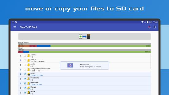Files To SD Card v1.68993 screenshots 10