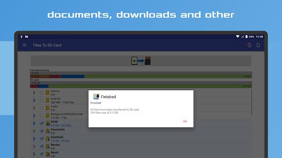Files To SD Card v1.68993 screenshots 12