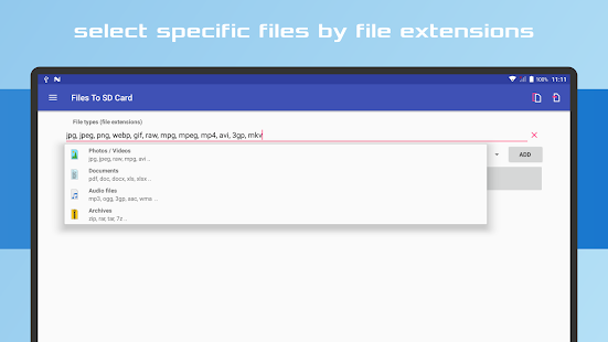 Files To SD Card v1.68993 screenshots 15