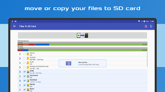 Files To SD Card v1.68993 screenshots 18