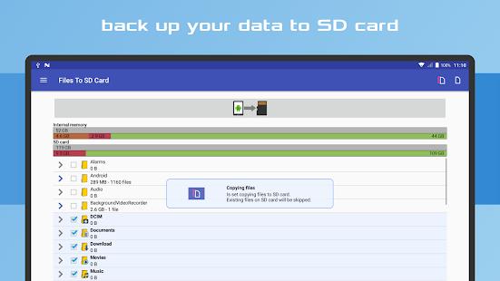 Files To SD Card v1.68993 screenshots 22