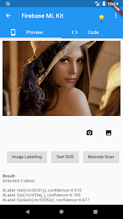 Flutter Catalog with source code side-by-side v3.0.0 screenshots 6