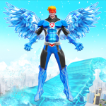 Free Download Snow Storm Robot Super Hero 6.0.0 APK