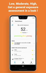 Free EMF Detector EMF Meter – ElectroSmart v1.27.3 screenshots 2