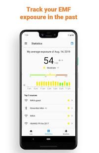 Free EMF Detector EMF Meter – ElectroSmart v1.27.3 screenshots 3