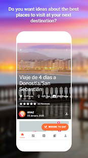 GOAZ – Discover your ideal trip v6.29.0 screenshots 4