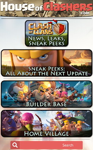 Guide for Clash of Clans CoC v3.0.03 screenshots 1