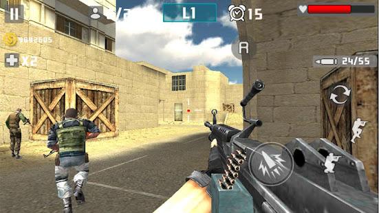 Gun Shot Fire War v1.2.7 screenshots 1