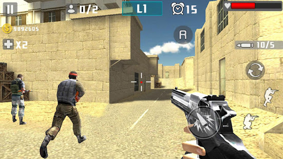 Gun Shot Fire War v1.2.7 screenshots 10