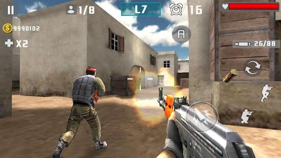 Gun Shot Fire War v1.2.7 screenshots 13