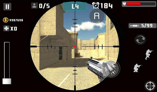 Gun Shot Fire War v1.2.7 screenshots 14