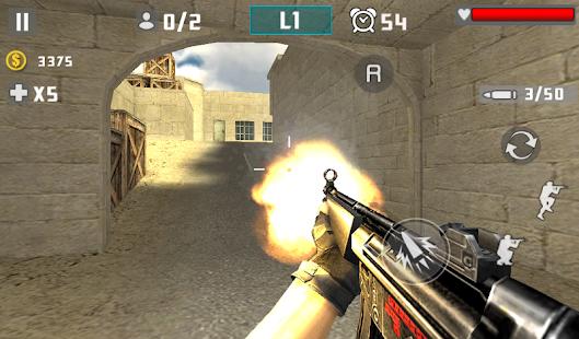 Gun Shot Fire War v1.2.7 screenshots 18