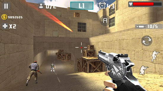 Gun Shot Fire War v1.2.7 screenshots 3