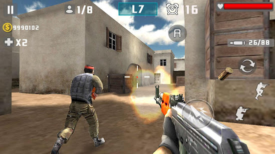 Gun Shot Fire War v1.2.7 screenshots 5