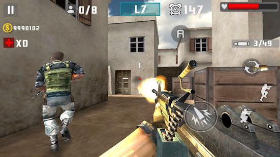 Gun Shot Fire War v1.2.7 screenshots 6