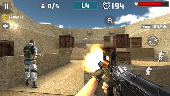 Gun Shot Fire War v1.2.7 screenshots 7