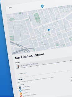 HOMEE Pro Real Home Services Jobs NOT Leads v7.1.1 screenshots 15