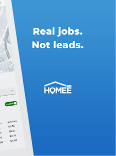 HOMEE Pro Real Home Services Jobs NOT Leads v7.1.1 screenshots 16