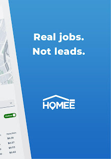 HOMEE Pro Real Home Services Jobs NOT Leads v7.1.1 screenshots 9