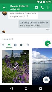 Hangouts v39.0.382346130 screenshots 3