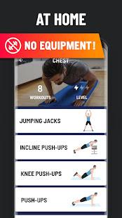 Home Workout – No Equipment v1.1.7 screenshots 4