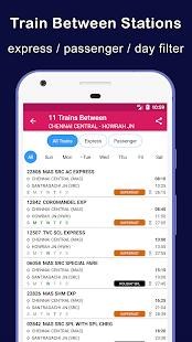 Indian Railway Train Status Where is my Train v11.04 screenshots 6