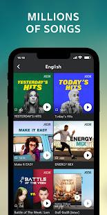 JOOX Music v6.4.0 screenshots 2