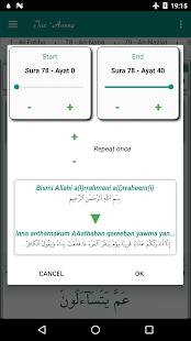 Juz Amma Suras of Quran v2.2.2 screenshots 4