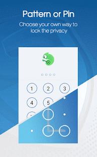 LOCX Applock Lock Apps amp Photo v2.3.9 screenshots 4