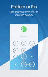 LOCX Applock Lock Apps amp Photo v2.3.9 screenshots 9