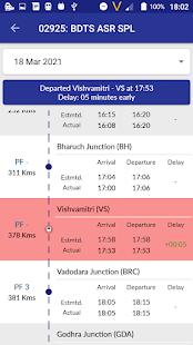 Location of my train Live Train Status v1.35 screenshots 18