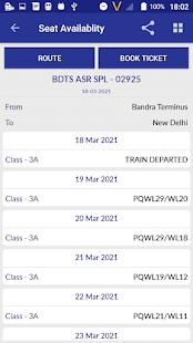 Location of my train Live Train Status v1.35 screenshots 20
