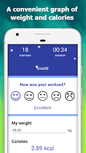 Lose it in 30 days- workout for women weight loss v1.51 screenshots 4